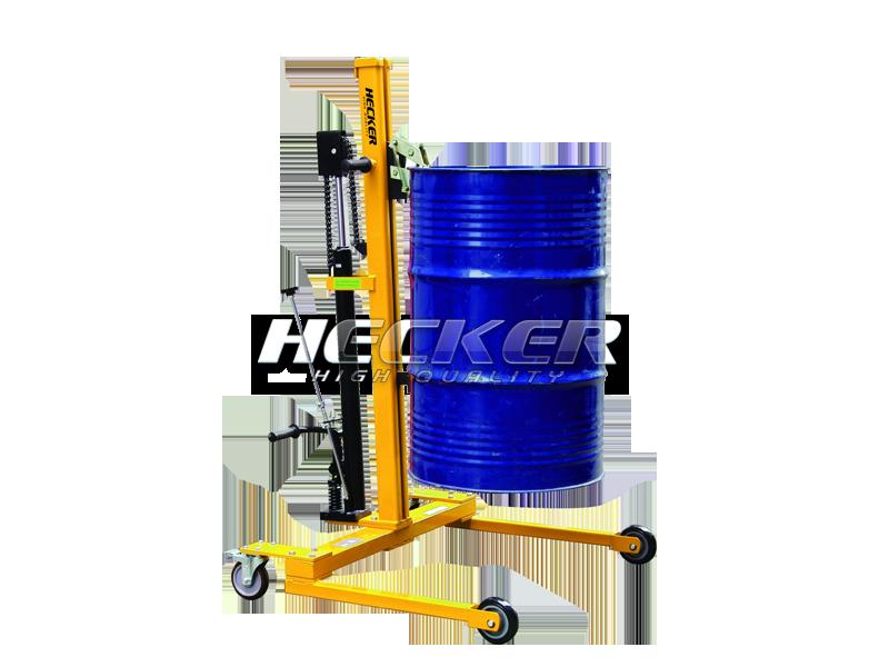 รถยกถังน้ำมัน Hydraulic drum truck CA-B301