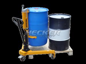 รถยกถังน้ำมัน Drum truck DP300A