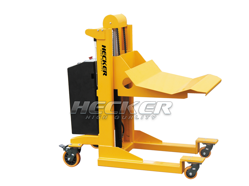 รถยกม้วนโรลไฟฟ้า Electric roll lifter