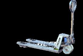 รถลากพาเลทแบบกัลวาไนซ์ Galvanize pallet truck