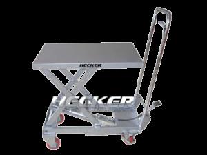 รถโต๊ะยกอลูมิเนียม Aluminium lift table ALT10
