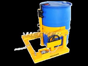 อุปกรณ์เสริมรถโฟล์คลิฟท์ยกถังน้ำมันหมุนเท Forklift karrier HK285A1