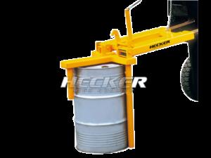 อุปกรณ์เสริมรถโฟล์คลิฟท์ยกถังน้ำมัน drum positioner DR400