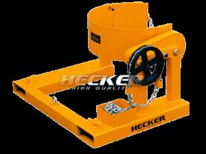 อุปกรณ์เสริมรถโฟล์คลิฟท์ยกถังน้ำมันหมุนเท Forklift karrier HK285B