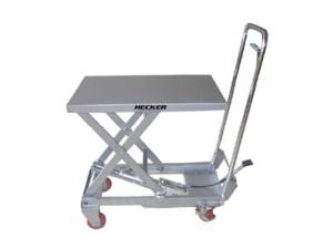Aluminium Life Table โต๊ะยกสูงแบบอลูมิเนียม