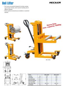 Catalog_รถยกม้วนโรล Roll lifter MRLR seris