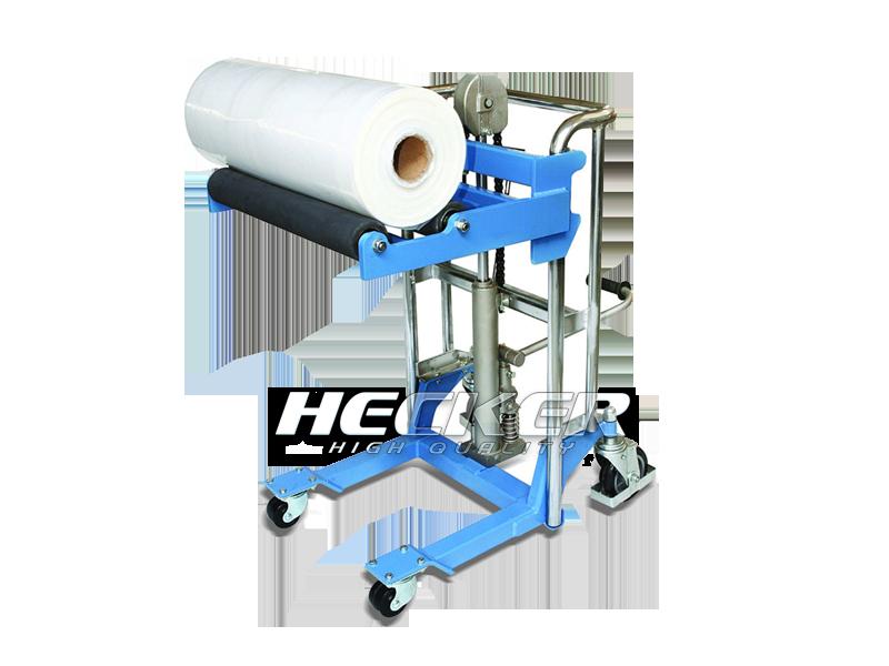 รถยกม้วนโรล Roll Lifter -Manual PF series รับน้ำหนัก 400 kg.
