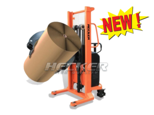 รถยกม้วนโรล Semi-electric roll reversing stacker SJ100